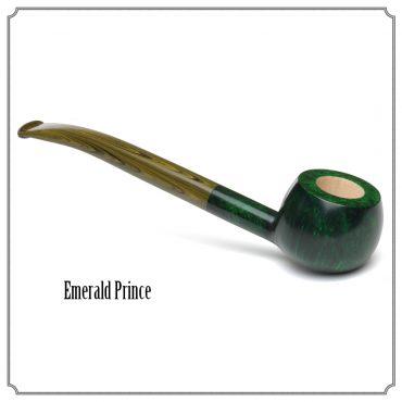 Curiosities : 'Emerald Prince'