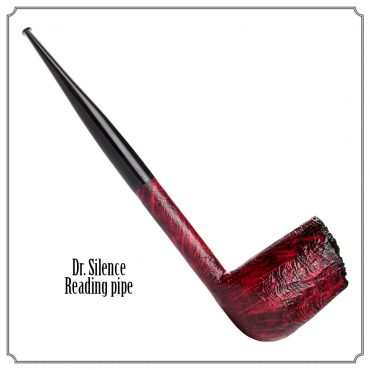 Rogues Gallery : 'Dr Silence – Reading pipe'
