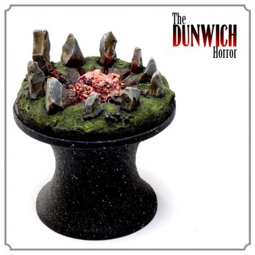 Pipe Stands : 'The Dunwich Horror'